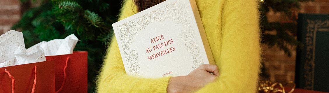 Alice au pays des merveilles, le manuscrit de Lewis Carroll