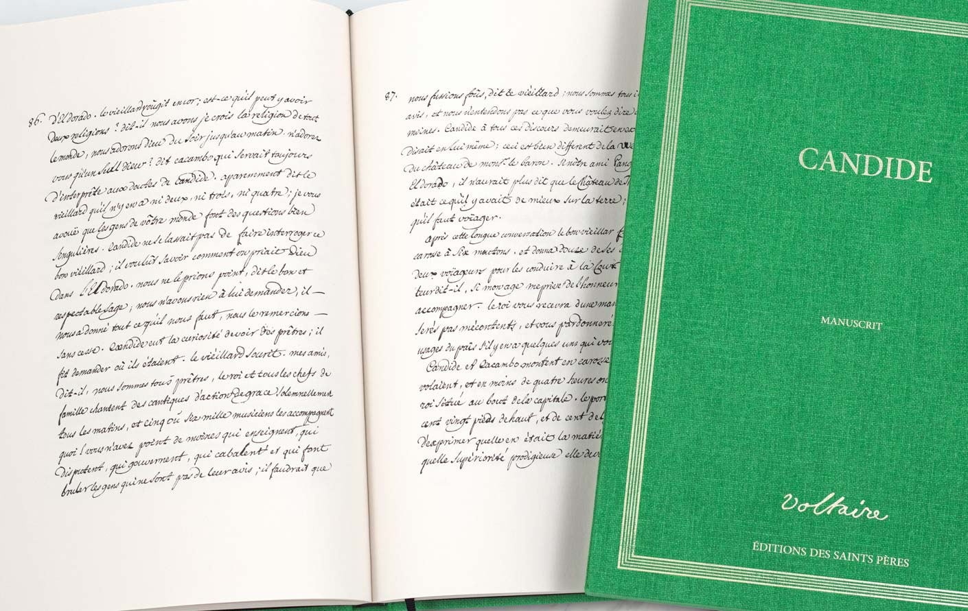livre Candide