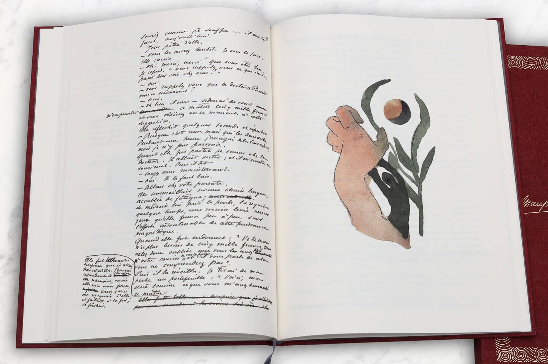 Zeichnungen von Mélanie Roy