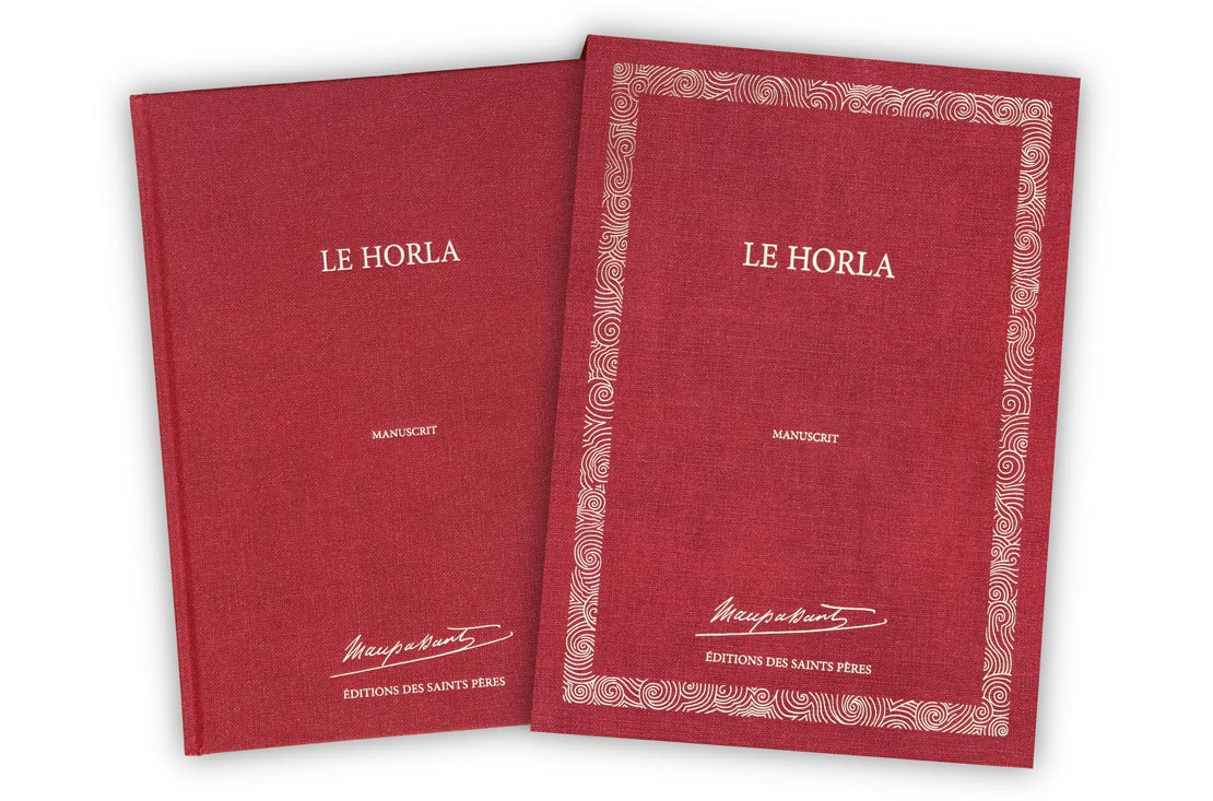 Der Horla Manuskript