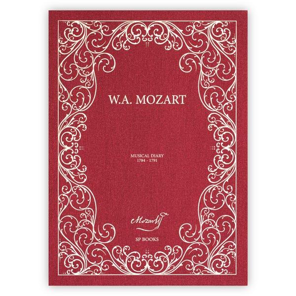 Mozart  Manuscript Cover