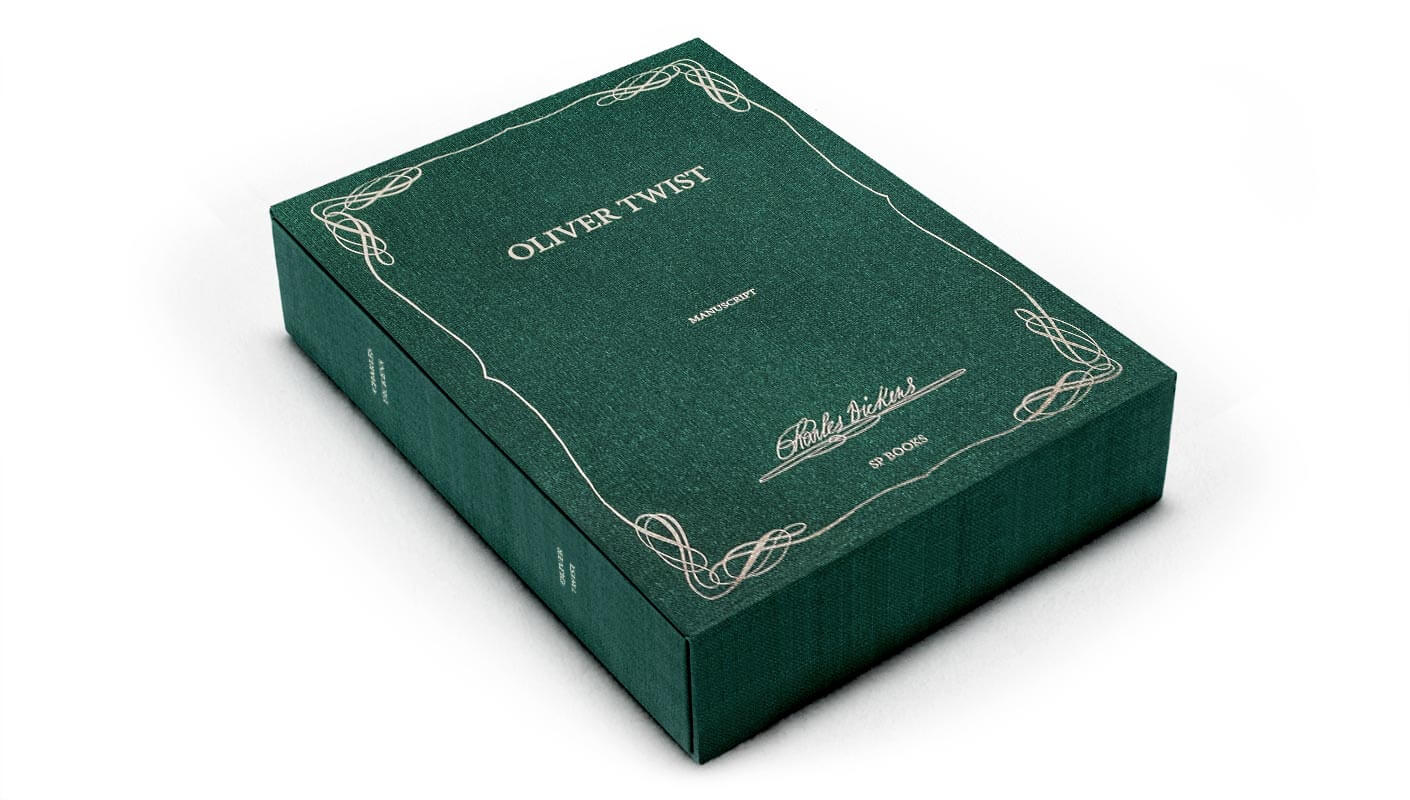 Oliver Twist Deluxe Edition