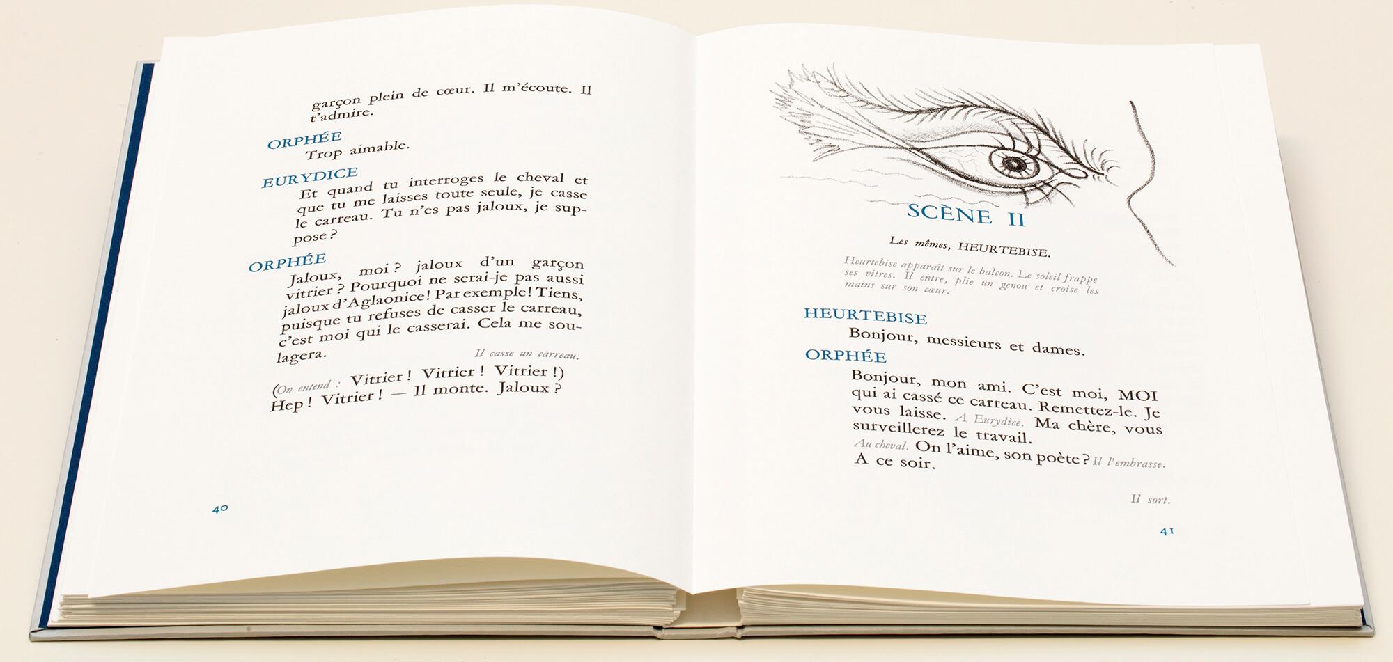 Orphée page 40