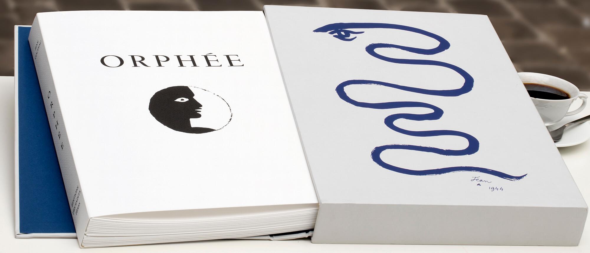 livre Orphee