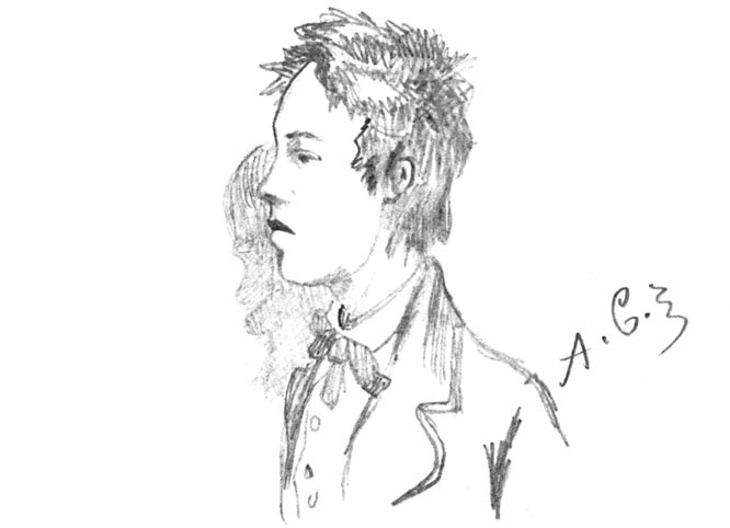 Rimbaud portrait