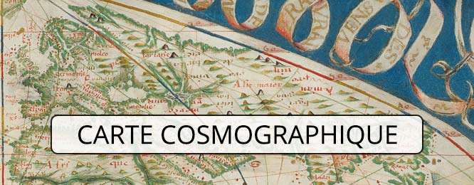 carte cosmographique rectangle