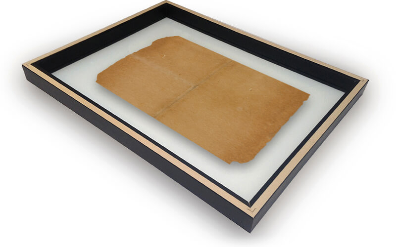The Honeyed Fig manuscript verso
