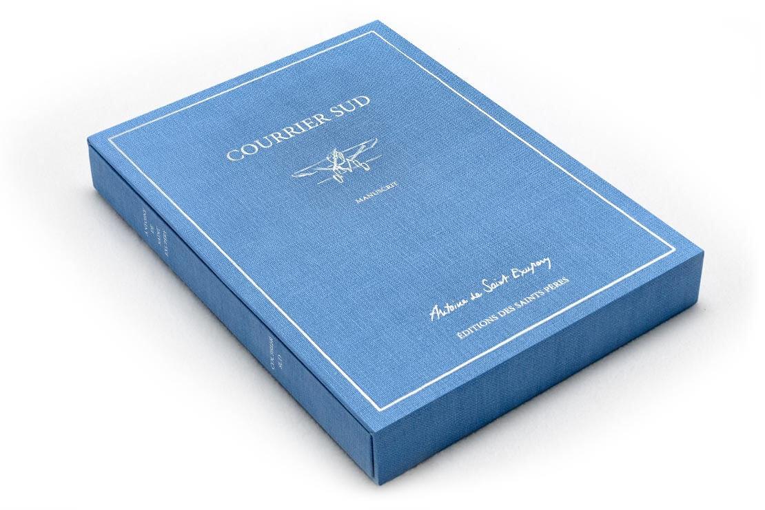 livre d'Antoine de Saint Exupery grand format