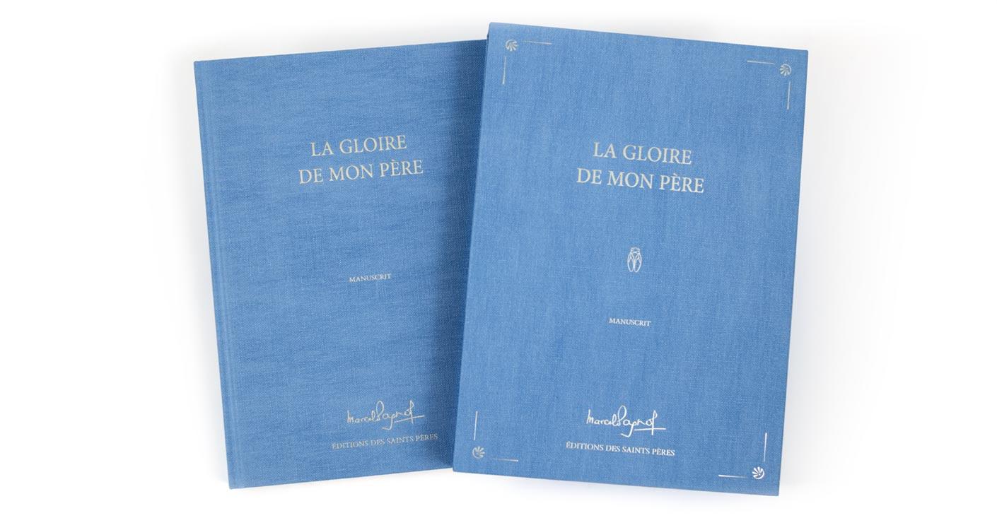 La Gloire de mon Père, le manuscrit de Marcel Pagnol