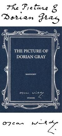 Dorian Gray Manuskript