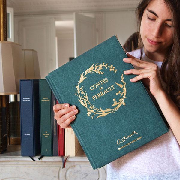 Les Contes, le manuscrit de Charles Perrault
